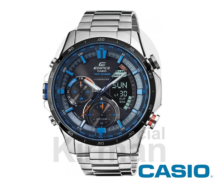 Kirman. Reloj CASIO serie Edifice ERA 300DB 1A2